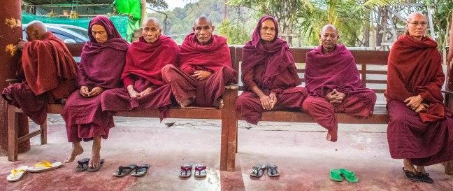 Kalaw Monks