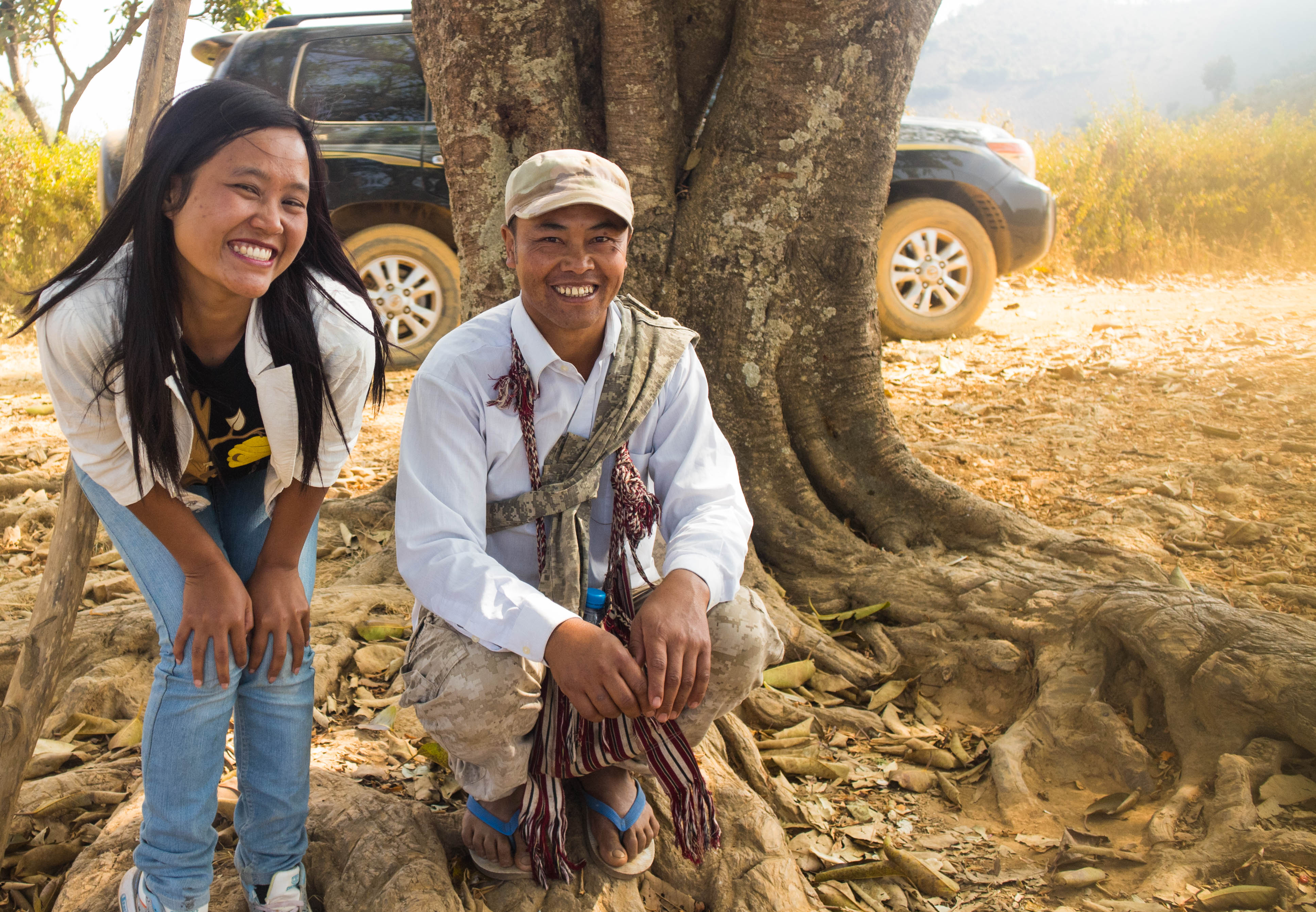 Myanmar tour guides