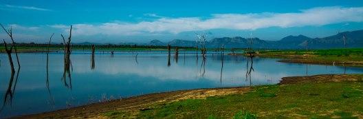 National Park Lake