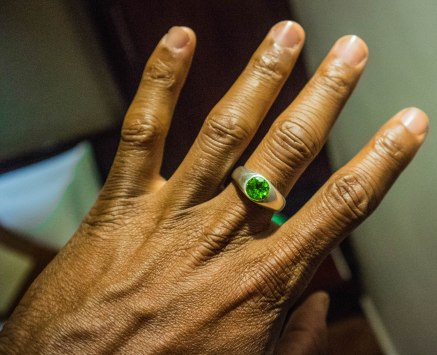 Sri Lankan Ring