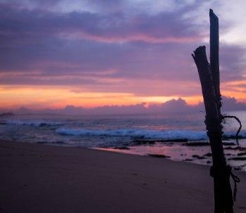 Stick Sunrise